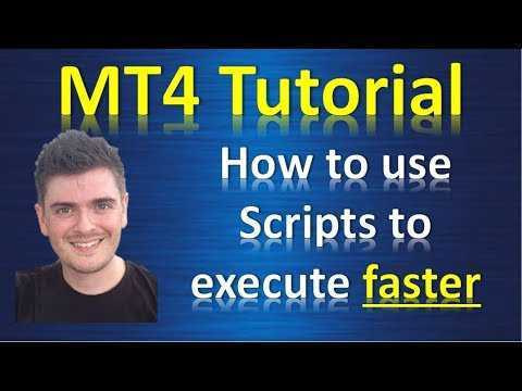 Video Tutorial | Tutorial Forex tool, metatrader 4 Buy Sell Scripts for faster execution of your trades|2021
