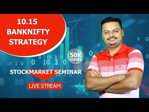Video Tutorial   Bank Nifty Buying Strategy   Bank Nifty Selling Strategy   Trading Panthulu   2021